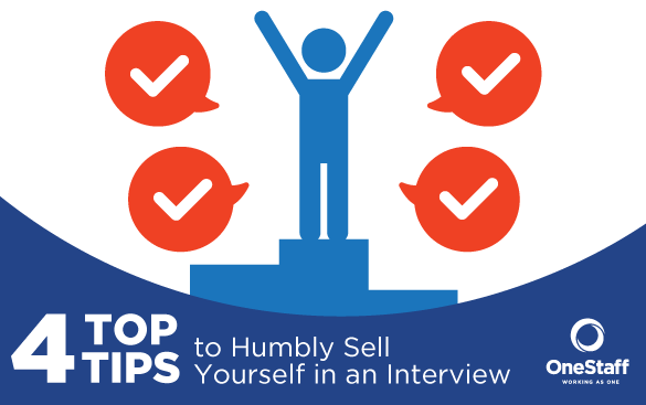 How To Humbly Sell Yourself In An Interview